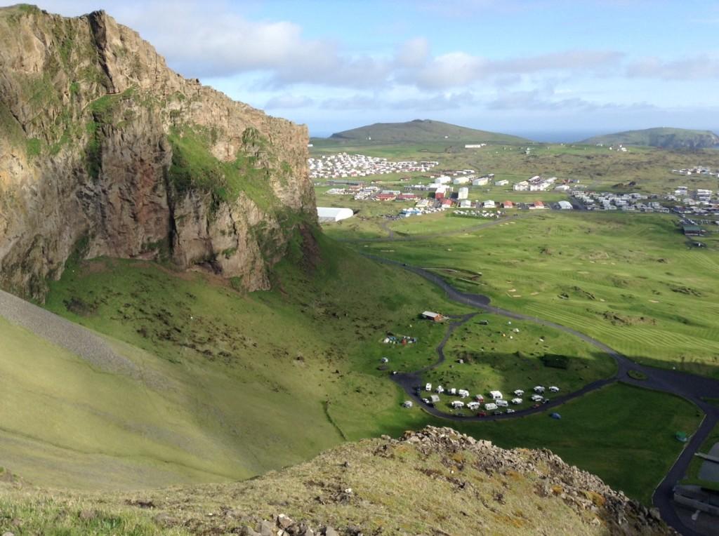 Westmann's Island (Hemey) Islande