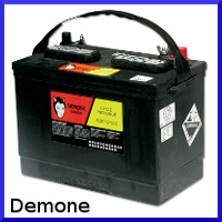 demone marine batteries  boathouse