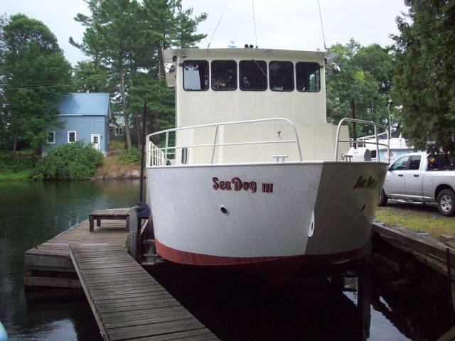 SeaDog III bow